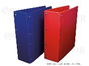 Expandable post binders 3 inch 4 inch 5 inch 6 inch 7 inch