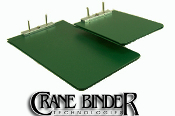slotted lock post binders 8.5 x 5.5